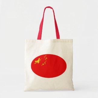 China Gnarly Flag Bag