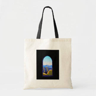 China Great Wall Mountain Landscape Tote Bag