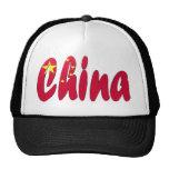 China Hats