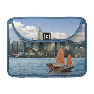 China; Hong Kong; Puerto de Victoria; Puerto; A Fundas Macbook Pro