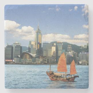 China; Hong Kong; Puerto de Victoria; Puerto; A Posavasos De Piedra