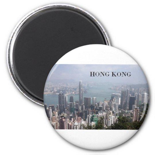 China, Hong Kong (St.K) Magnet