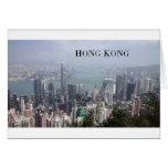 China, Hong Kong (St.K) Tarjetón