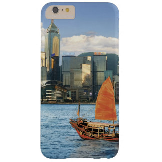 China; Hong Kong; Victoria Harbour; Harbor; A Barely There iPhone 6 Plus Case
