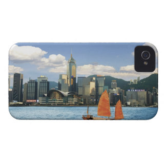 China; Hong Kong; Victoria Harbour; Harbor; A iPhone 4 Case
