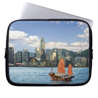 China; Hong Kong; Victoria Harbour; Harbor; A Computer Sleeve