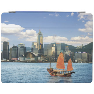 China; Hong Kong; Victoria Harbour; Harbor; A iPad Cover