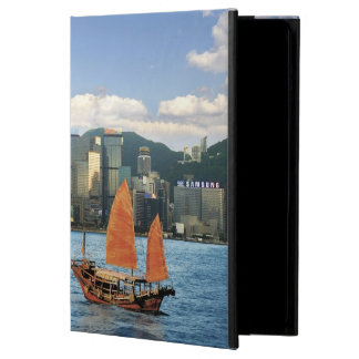 China; Hong Kong; Victoria Harbour; Harbor; A Cover For iPad Air