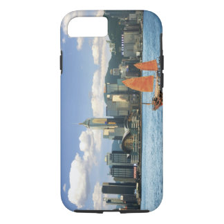 China; Hong Kong; Victoria Harbour; Harbor; A iPhone 7 Case