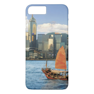 China; Hong Kong; Victoria Harbour; Harbor; A iPhone 7 Plus Case