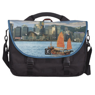 China; Hong Kong; Victoria Harbour; Harbor; A Bags For Laptop