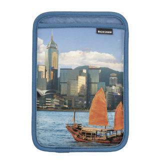 China; Hong Kong; Victoria Harbour; Harbor; A Sleeve For iPad Mini