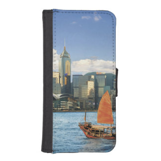 China; Hong Kong; Victoria Harbour; Harbor; A Wallet Phone Case For iPhone SE/5/5s