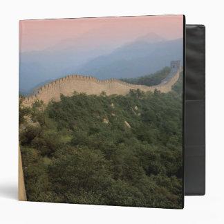 China, Huairou County, Mutianyu section of The 2 Binders