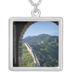 China, Huairou County, Mutianyu section of The Square Pendant Necklace
