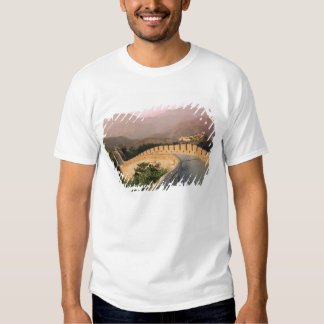 China, Huairou County, Sunset over the Shirt