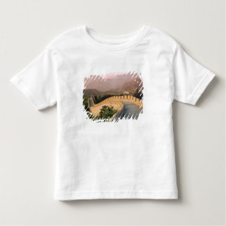 China, Huairou County, Sunset over the Toddler T-shirt