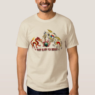 China Korea Japan shared islands for humanity T Shirt