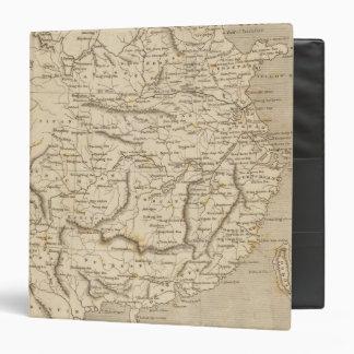 China Map by Arrowsmith Binder