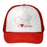 china-map-hat