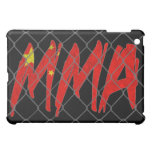 China MMA black iPad case