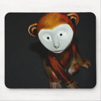 China Monkey Mouse Pad