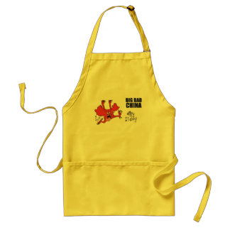 China Monster Apron