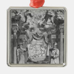 'China Monumentis' by Athanasius Kircher, Ornament