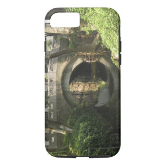 China, Nantong, an arched bridge forms a perfect iPhone 7 Case