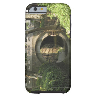 China, Nantong, an arched bridge forms a perfect iPhone 6 Case