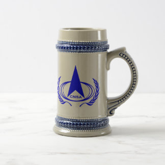 China National Space Administration  - CNSA Beer Stein