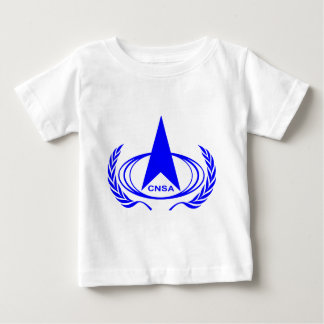 China National Space Administration (CNSA) T-shirts
