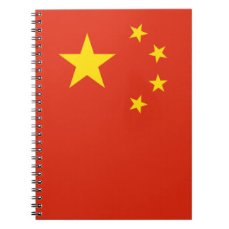 china spiral note books