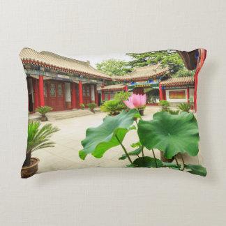 China Pagoda Interior Decorative Pillow
