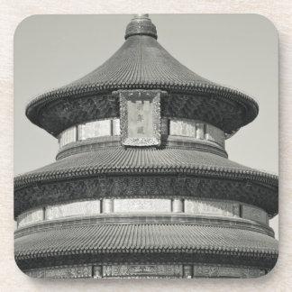 China, Pekín, distrito de Chongwen. Templo de Posavasos De Bebida