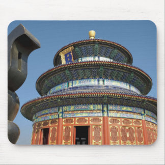 China, Pekín, el Templo del Cielo, urna china aden Mouse Pads