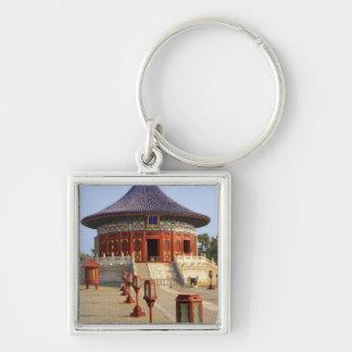 China, Pekín, parque del moreno de Tian, el Templo Llavero Cuadrado Plateado
