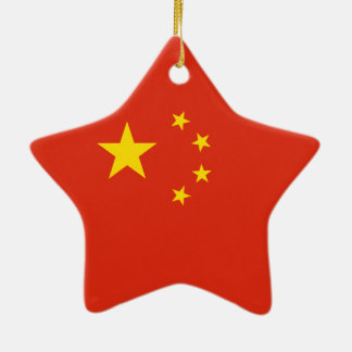 China - People's Republic of China - 中华人民共和国 Ceramic Ornament