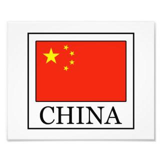 China Photo Print