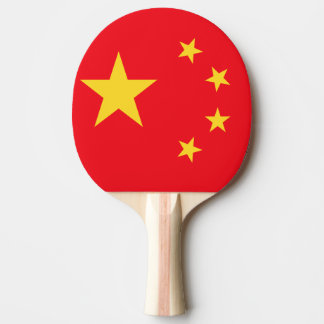 China Ping-Pong Paddle