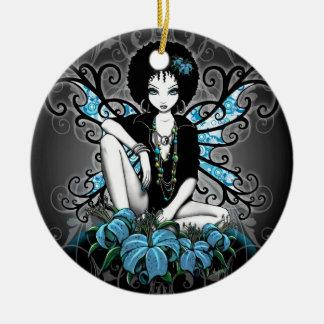 """""""China"""" Retro Lilly Yin Yang Fairy Art Ornaments"""