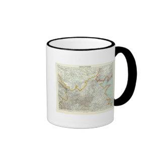 China Ringer Coffee Mug