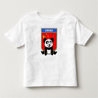 China Rings Panda Toddler T-shirt