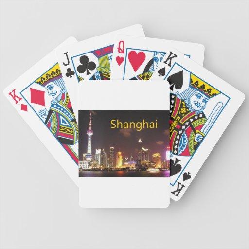 China Shangai (St.K) Barajas De Cartas