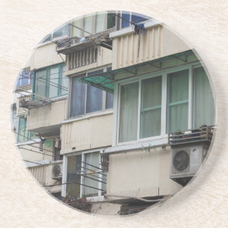 china shanghai apartment drink coaster