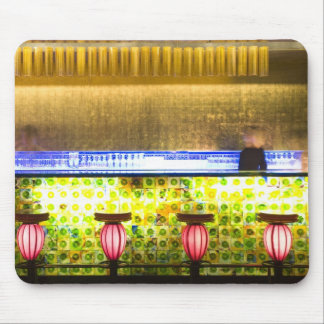 China, Shanghai. Bar in the Xin Tian Di bar 2 Mouse Pad