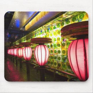 China, Shanghai. Bar in the Xin Tian Di bar Mouse Pad