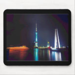 China Shanghai Oriental Pearl Tower Mouse Pad