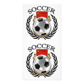 China Soccer 2016 Fan Gear Card