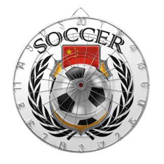China Soccer 2016 Fan Gear Dart Board
